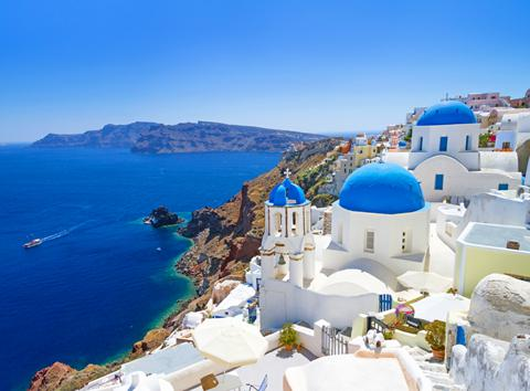Vakantie naar Griekenland afbeelding