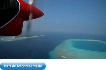Malediven fotopresentatie afbeelding