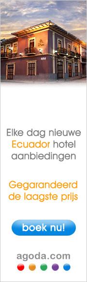 Ecuador Hotel Aanbiedingen