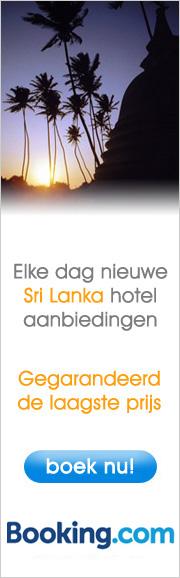 Sri Lanka Hotel Aanbiedingen