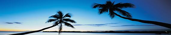 Dominicaanse republiek - zonsondergang
