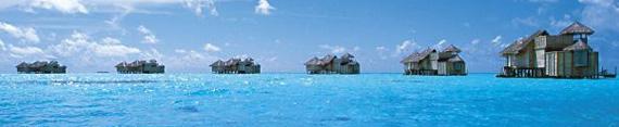 Malediven Reisverslag - Soneva Gili waterbungalows