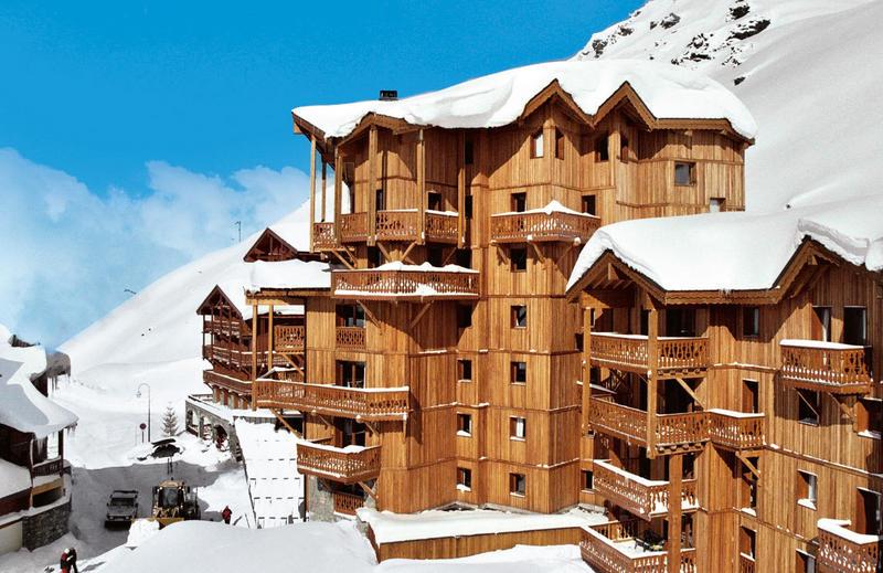 Meer info over Appartementen Chalet Altitude  bij Neckermann-wintersport