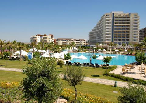 Meer info over Barut Lara Resort Spa & Suites  bij Arke