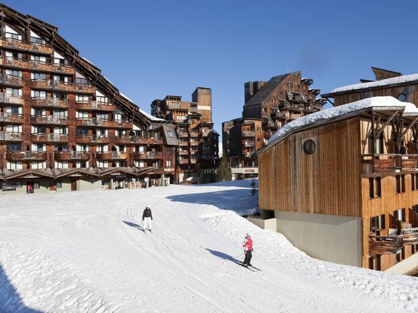 Meer info over R�sidence Le Saskia Falaise  bij Skistuds
