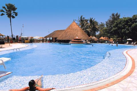 Senegambia Beach afbeelding
