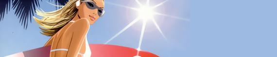 Zonnebrillen - reisaccessoire aanbiedingen