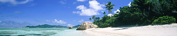 Seychellen, Source d'Argent